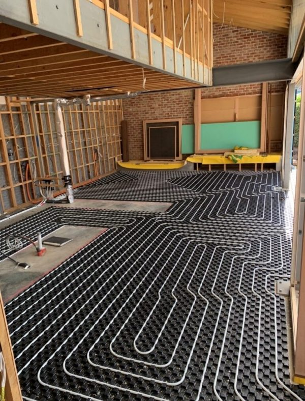 Hydronic heating services Albert Park